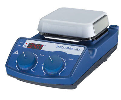 Ika C-mag Hs4 Magnetic Ceramic Magnetic Hotplate Stirrer 4 Ceramic 3581001
