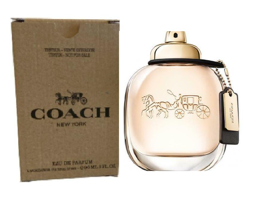 Coach New York 3 oz / 90 ML Eau De Parfum Newly Launched