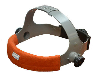 Weldas Sweatsopad Brown Sweatband For Welding Helmets - 2 Pack