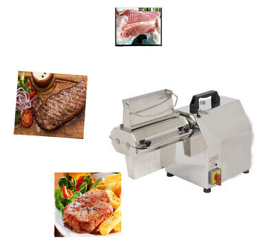 Commercial Meat Cutting Tenderizer 110v900w300kgh Electric