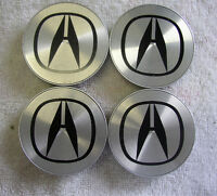 Acura Wheel Caps - 69mm - Set of 4 - NEW Never Installed