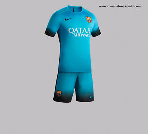 kids set Barcelona, jerseys and shorts Messi 10, for 5-6 years