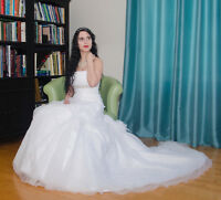 Ella Rosa Wedding dress