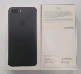 32gb-128gb-256gb Like New Used Apple Iphone 7 Plus Unlocked