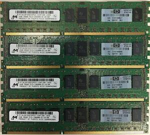 8 GB (4X 2GB) 2RX8 PC3-10600R-9-10B0  MICRON server RAM : 40$