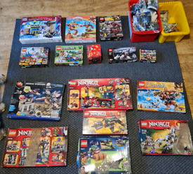 Lego box sets bundle