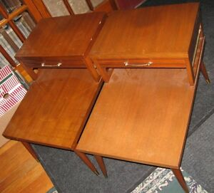 Solid walnut end tables Peterborough Peterborough Area image 3