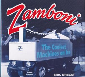 Zamboni : The Coolest Machines on Ice (Eric Dregni)--HC London Ontario image 1