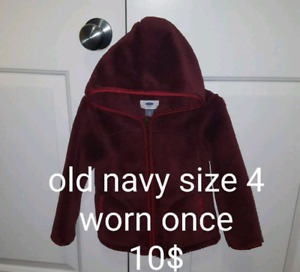 old navy fluffy warm sweater