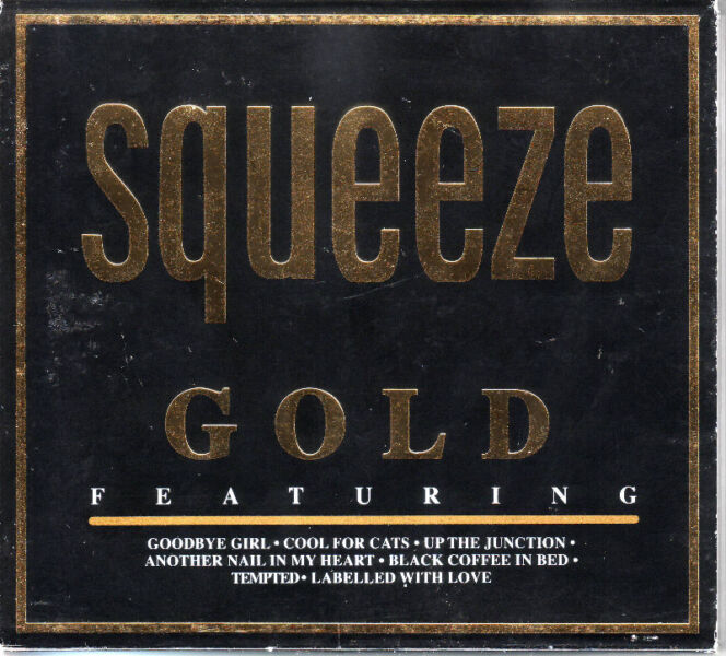 Squeeze - Gold (double CD)