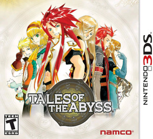 Tales of the abyss 3ds - mint condition