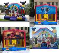 Bouncy Castle Rentals 13x13x13