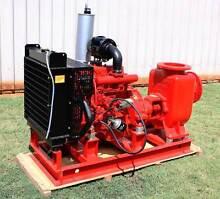 """8"""" FSR200 with Y485 Diesel Motor Kyabram Campaspe Area Preview"""