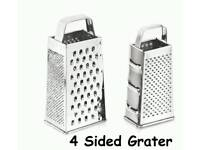 4 sided Grater