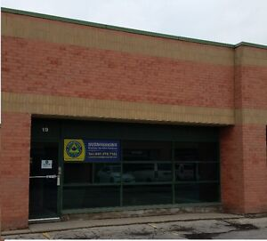 Warehouse / Office Space for Rent Milton 342 Bronte unit 19