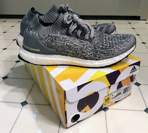 Adidas Uncaged Ultraboost Grey/(Clear Grey)