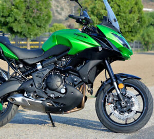 2015 Versys 650 LE was $6,000.00, now first $5,000.00!!!! Wow!