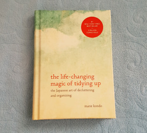 Book - The Life Changing Magic of Tidying Up