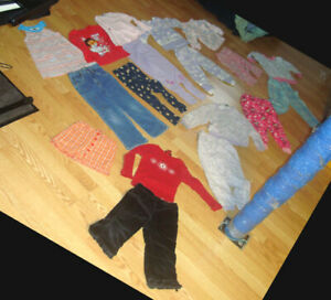 Lot of 18 Piece Clothing Size 3 Years - $40 for all!