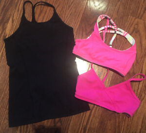Ivivva Sz 10 Tanks and Sports Bras I Ship