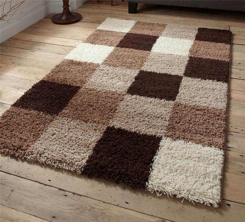 Chocolate And Cream Shaggy Rug In Ilford London Gumtree