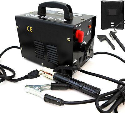 160 Amp Arc Mma Welder Soldering Welding Machine New Home Business Weld Jobs Hd