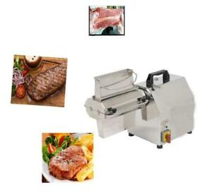 BIG SELL! Electric Stainless Steel Meat Tenderizers Meat Cutting Machine Cutter (022389)