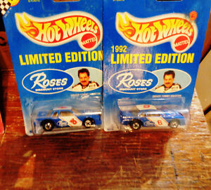 Hotwheels Roses Buick Grand National Tommy Houston Regal T