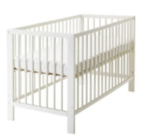 "Ikea "" Gulliver"" Crib / Bed"