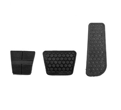 92 Camaro Firebird Manual (82-92 Camaro/Firebird Manual Brake Pedal Pad SET New Reproduction)