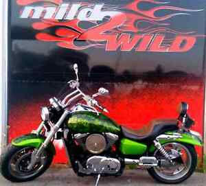 2004 Kawasaki Vulcan Meanstreak