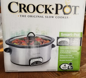 Crock-Pot Slow Cooker - Never used -  still in box