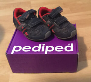 Boys Shoes Size 7.5 - 8 Pediped's