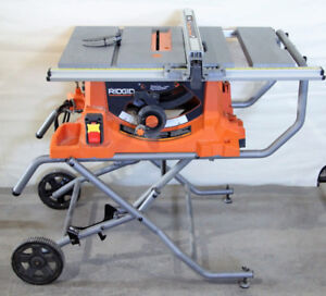 Used Table Saw - Ridgid R4513 - REF# 1878BM
