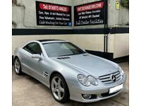 2006 Mercedes-Benz SL 5.5 SL500 2DR 388 BHP, RARE 5.5L V8 Convertible Petrol Aut
