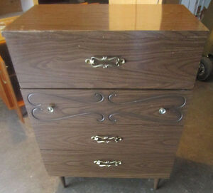 Solid wood art deco dresser 4 sale