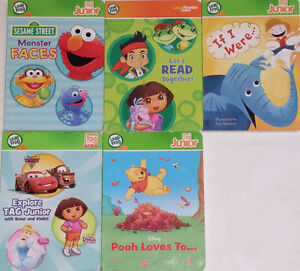 Qty 3 x Set of 5 Tag Junior BOARD Books London Ontario image 3