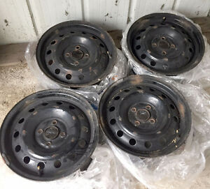 vw jetta rims and head support