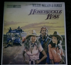 Willie Nelson & Family - Honeysuckle Rose Vinyl
