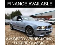 2002 BMW M5 4.9 Saloon 4dr Petrol Manual (346 g/km, 400 bhp)