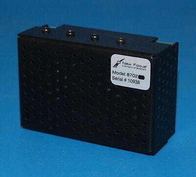 Newport New Focus 8702 Single Axis Oem Picomotor Driver Module