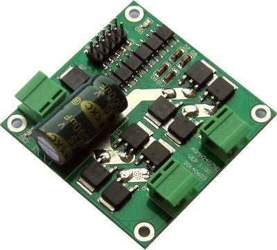12v24v 160w 7a Dual Dc Module Board H-bridge L298 Logic Motor Driver New Ic Un