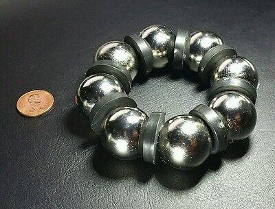 One Huge Neodymium N52 Magnet Super Strong Rare Earth 1 Sphere 7.5k Gauss