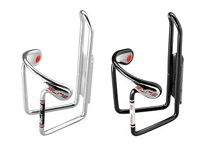 Classic Elite Ciussi Gel Button Water Bottle Cage Black or S