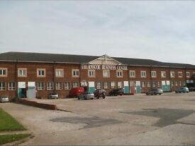 Light industrial / Retail / Office / Storage units FULLY MANAGED Business Centre close to A1/M1/M18