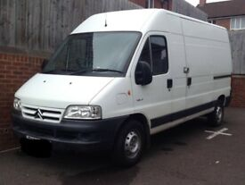 CITROEN RELAY 1800 TD 2.2 HDI LWB LOW MILEAGE 82K EX-CITY COUNCIL VAN