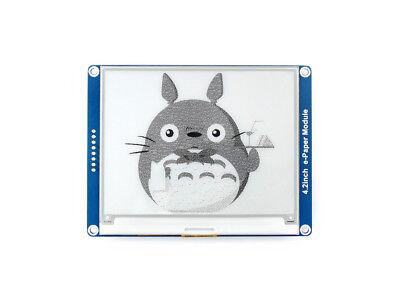 Waveshare 400300 4.2inch E-ink Display Module Spi E-paper Raspberry Piarduino