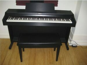 ROLAND RP301 digital piano Morningside Brisbane South East Preview