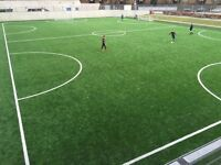 Sunday Football in Brixton. Friendly 8-a-side game on 3G pitch. more players needed!