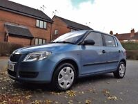 2008 Skoda Fabia 1.4 TDi in Immaculate Condition - low miles 56k